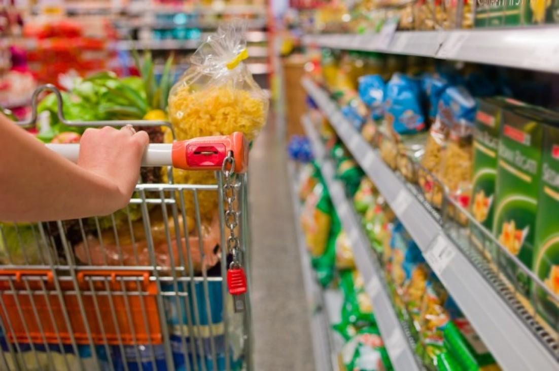 Raccolta Alimentare Caritas presso Carrefour
